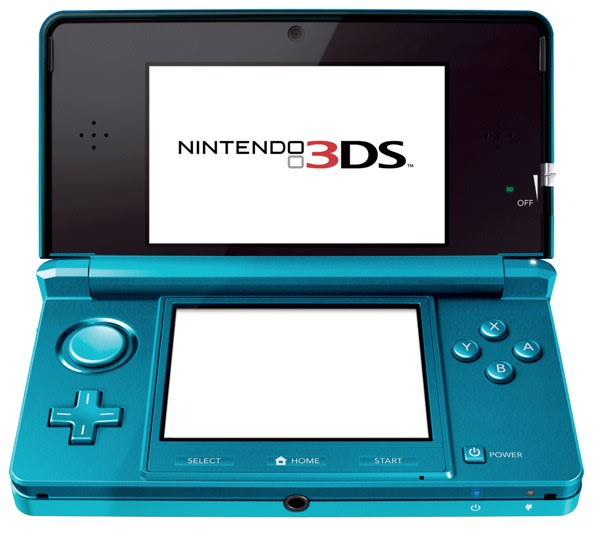 Nintendo 3DS gets official, includes 3D camera