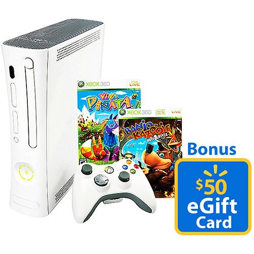 Xbox 360 Arcade reduced to $99** during Walmart Father's Day