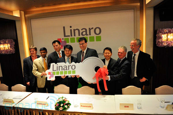 ARM, Samsung, IBM, Freescale, TI and more join to form Linaro, speed