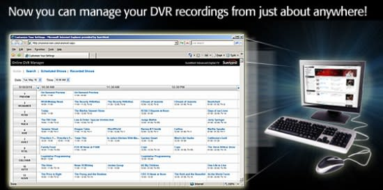 Surewest adds Online DVR access, Caller ID on TV for IPTV