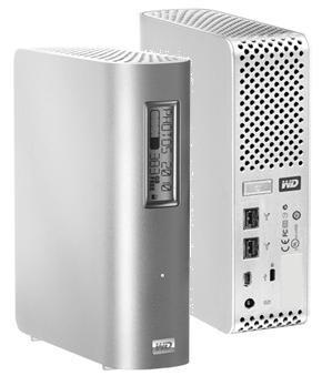 Western Digital announces Mac-friendly My Book Studio LX drives