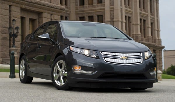 Chevy Volt Lease >> Chevy Volt Officially Priced At 41 000 350 Month On A