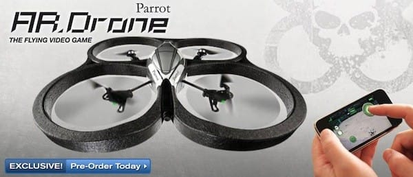 Image result for Parrot quadcopter 2010