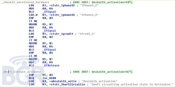 New iPhone, iPad model codes set up for iTunes activation