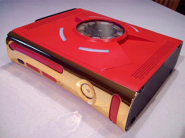 Iron Man Xbox 360 escapes Stark Industries, heads right to eBay
