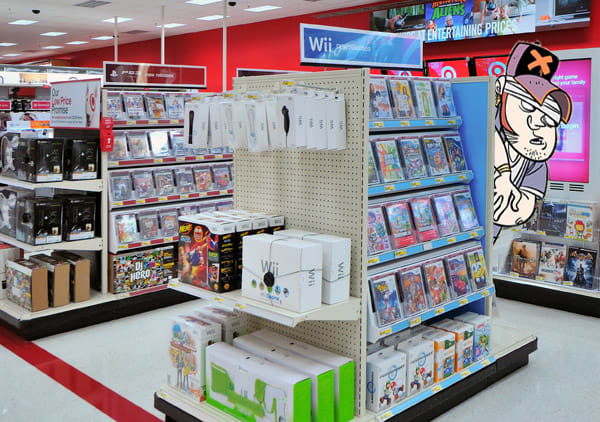 Best Buy and Target announce video game trade-in programs