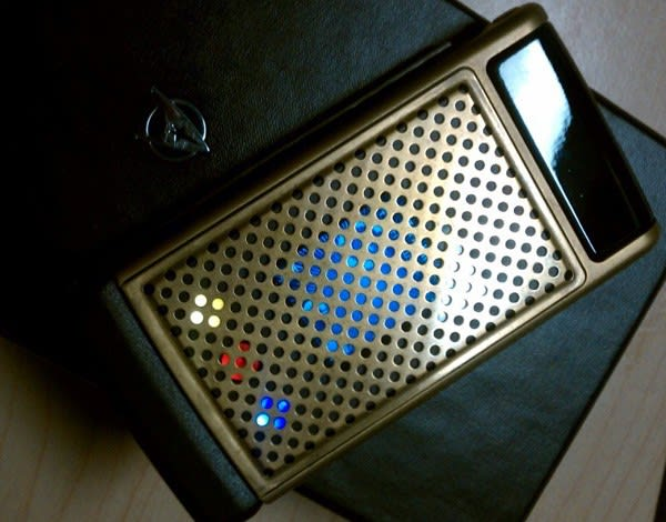 Nokia Star Trek Communicator is simply awesome, sadly just a