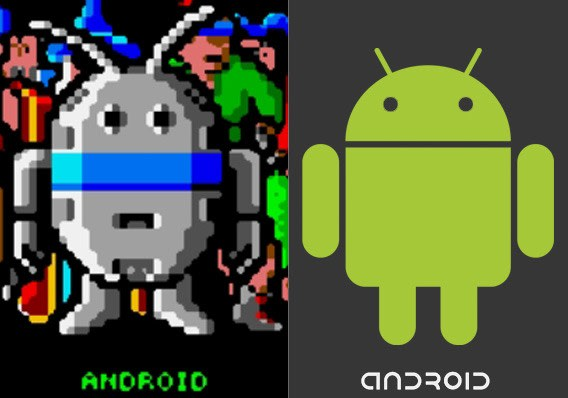 Shocker! Google's Android logo boosted from Atari Lynx title