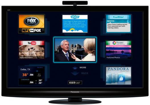 Panasonic finally adds Netflix streaming to VIERA Cast equipped 2010