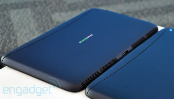 ExoPC is Intel's WiDi-enabled Atom tablet, we go hands-on