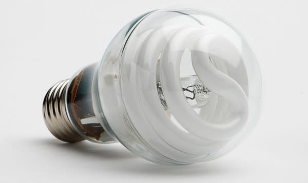 Ge Introduces Hybrid Bulb With Both Halogen And Cfl