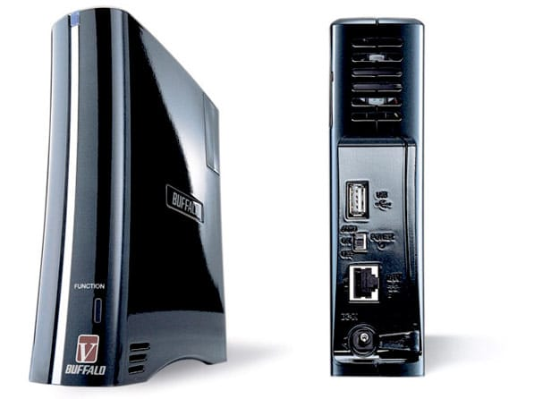 Buffalo gets snazzy with LinkStation V-Series NAS drives