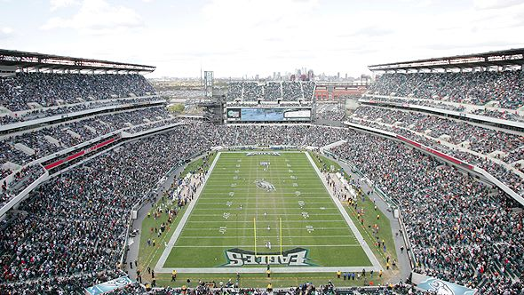 brand new c44f0 0e4f3 Philadelphia Eagles going self-sufficient on stadium energy ...