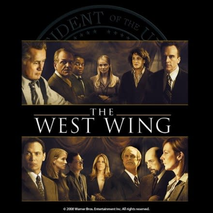 All Seven Seasons Of The West Wing Finally Available In Hd But