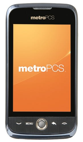 MetroPCS follows Cricket's lead, launches Huawei's Ascend