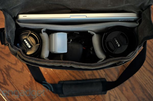 Ona Union Street Dslr Laptop Messenger Bag Review Engadget