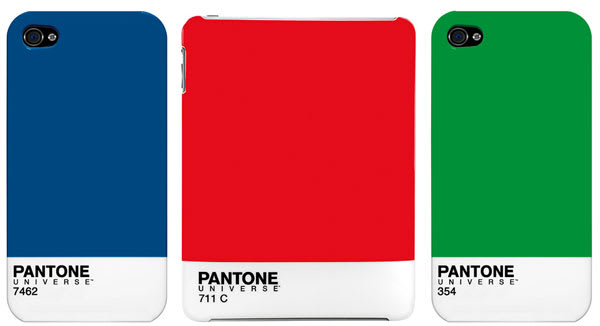 free shipping 95672 c5c30 Pantone iPhone and iPad cases thumb their noses at Apple's grayscale ...