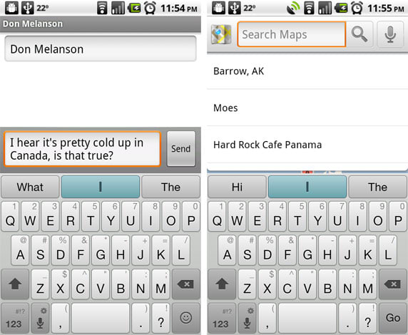125e90a052d Even the most loyal Android user is bound to kvetch about the stock  keyboard at some point or another, and while Swype has definitely grabbed  the hearts of ...