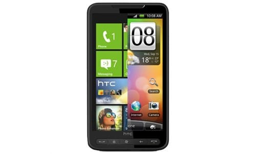 HTC HD2 can now dual-boot Windows Phone 7 and Android