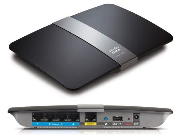 Cisco unveils Linksys E4200 dual-band router capable of