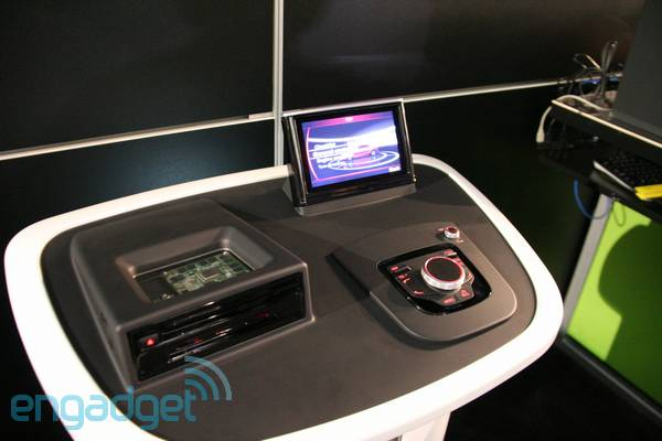 Next-generation Audi MMI Touch dashboard with NVIDIA Tegra-power