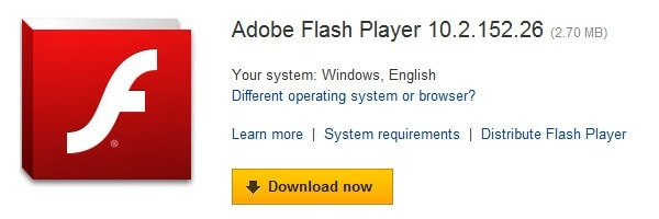 Flash Player 10 2 sheds beta label, improves efficiency with