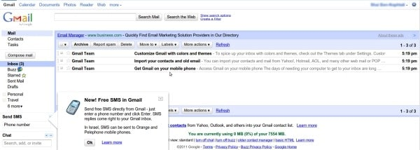 Gmail accidentally resetting accounts, years of correspondence