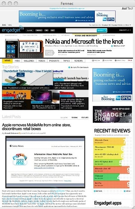 Firefox 4 beta 5 for mobile released, available on Android