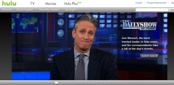 hulu ceo welcomes back the daily show & more from viacom, lays out a