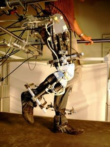 How To Get Lyft Amp >> LOPES rehab robot gets bodies moving -- no relation to JLo ...