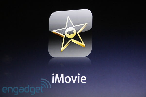 iMovie, GarageBand for iPad announced -- $4 99 on March 11th