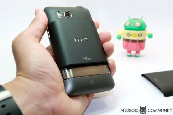 Verizon and HTC offer Thunderbolt extended battery, give