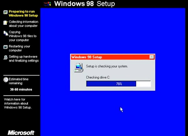 Charting the upgrade path from DOS 5 0 to Windows 7 (video)
