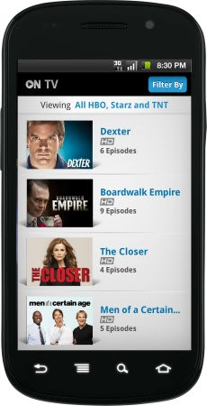 Comcast releases Xfinity TV remote control app for Android
