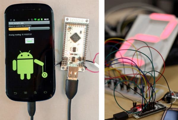 SparkFun intros IOIO for Android, a hack-free breakout box