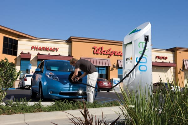 NRG's eVgo charging stations hope to catch the eyes of Texas