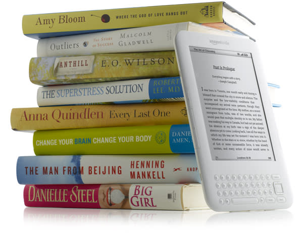 Kindle Library Lending will let you take books out on your e-reader