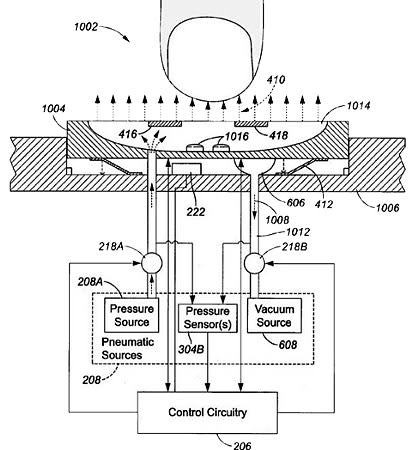 Apple patent application shows keyboard that doesn't