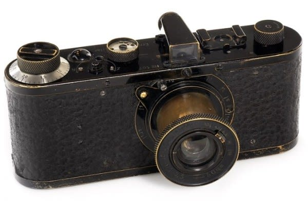 1923 Leica 0-series becomes world's most expensive camera
