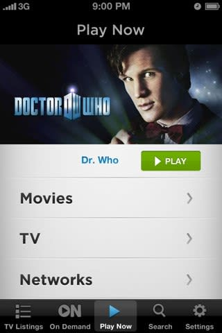 Comcast brings Xfinity TV VOD to iPhone, iPod Touch, but