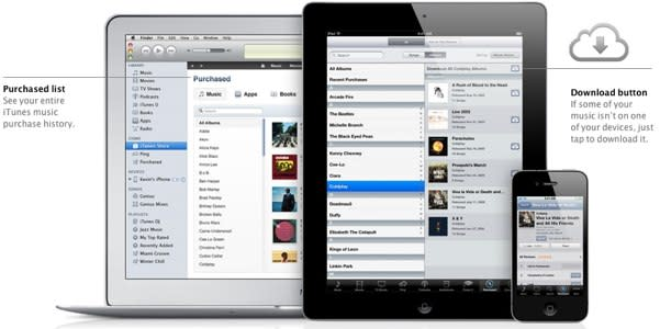 iTunes (in the Cloud) 10 3 beta available for download, we