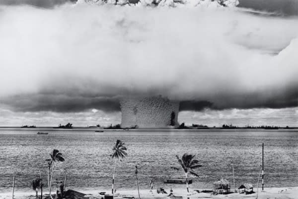 GPS stations trace nuclear explosions, summon end to underground