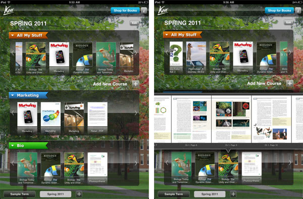 Kno brings textbooks to iPad, millions of children now dread getting