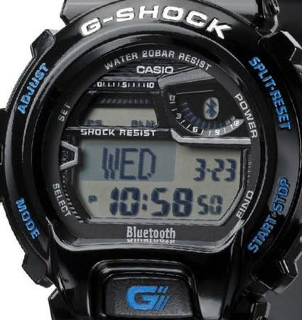 78596e21fc7 The latest G-Shock watch from Casio boasts the usual array of shock and  water-resistant claims