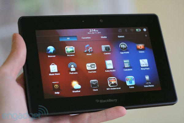 BlackBerry PlayBook receives certification for US government use