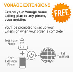 Vonage Extensions makes mobile international calling a free