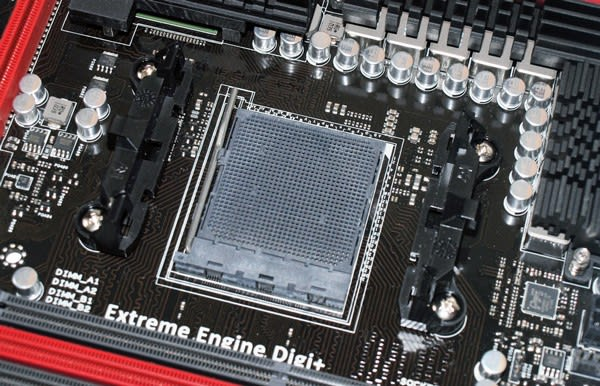 AMD 990FX motherboards from Asus, ASRock and Gigabyte get rounded up
