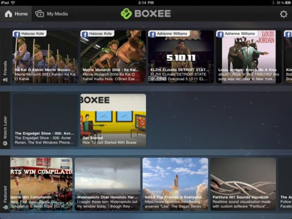 Boxee pc download.