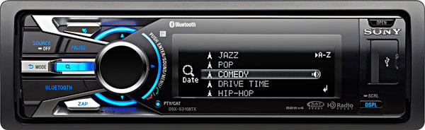 Pandora connects to Sony's in-dash receivers, adds iOS