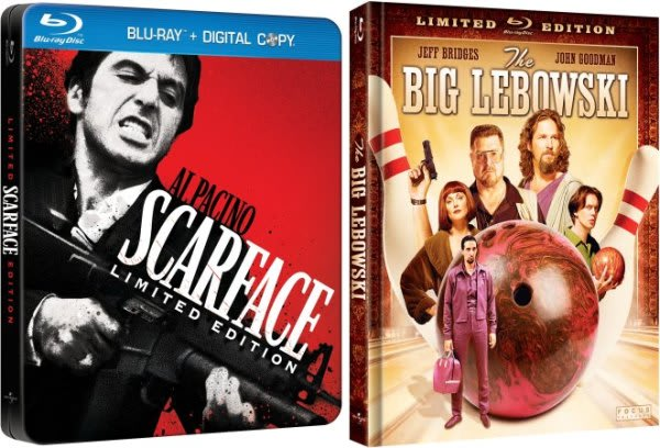 Engadget's HD Back to School Giveaway: Win Scarface and The Big